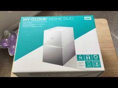 Western Digital My Cloud ☁️ Home Duo 4TB RAID NAS Unboxing https://youtu.be/VThLTKLOVz8 ad #tech #storage