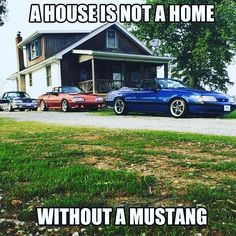 #mustangmania #mustang #houseisnotahome #stanglife #foxbody #ford #automafiaracing #partspassionperformance #jointhefamily