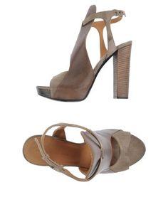 Diesel black gold Women - Footwear - Sandals Diesel black gold on YOOX