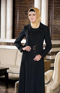 Winter Mode Outfits, Winter Fashion Outfits, Fashion Ideas, Islamic Fashion, Muslim Fashion, Indian Men Fashion, Womens Fashion, Abaya Mode, Hijab Style Dress