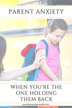 What happens when your anxiety as a parent starts holding your kids back and keeping them from doing something they really want to do? Read about this parent's experience and the decision that lead to letting go of that driving parenting fear.