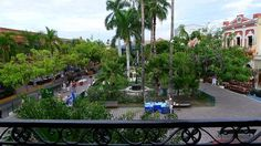The Tale of Mazatlan's Plaza, built by Machado in the 1820's & drawing visitors ever since ...