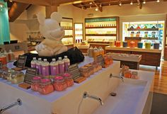 basin downtown disney orlando   Basin continues to offer a unique lineup of natural products for bath ...