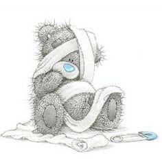 Teddy Bear Drawings   Мишки Тедди