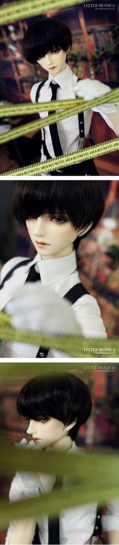 Haazel, 70cm Little Monica Boy - BJD Dolls, Accessories - Alice's Collections