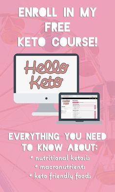 Keto Course