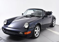 1991 Porsche 911 Rare and Beautiful Tiptronic Cabriolet
