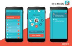 Hotel My Phone App
