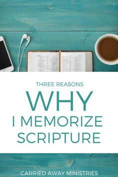 Why it's important to memorize scripture