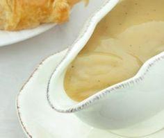 Basic Turkey Gravy - diabetic friendly