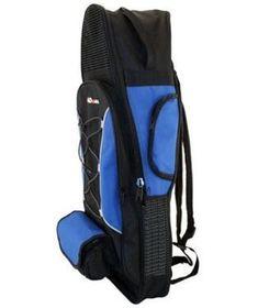 Promate Snorkel Gear Bag Backpack for Mask, Snorkel, Fins, Scuba Equipment #scubadivingequipmentwetsuit