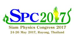 Spellman Products to be Presented at the SIAM PHYSICS Congress in Rayong, Thailand:   http://www.spellmanhv.com/en/News/2017/Spellman-Products-to-be-Presented-at-the-SIAM-PHYSICS-Congress