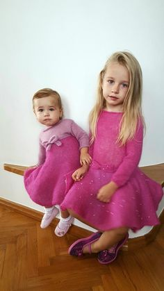 Second birthday dress for girls, Toddler pink dress, Baby girl clothes, Winter dress baby girl first birthday outfit Kids Party Snacks, Kids Party Games, Knitting For Kids, Baby Knitting, Stylish Toddler Girl, Kids Winter Fashion, Baby Girl Winter, Knitted Baby Clothes, Baby Christmas Gifts