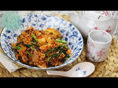 ▶ Ultimate Spicy Fried Rice Recipe : How to Make Spicy Fried Rice Like a Boss! : Asian at Home - YouTube