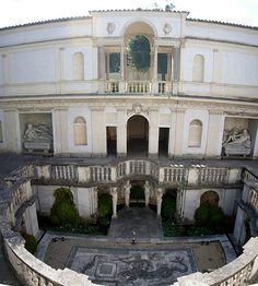 La villa Giulia - Buscar con Google
