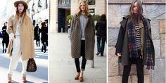 Ejemplos de total looks con abrigos y chaquetas oversize, un must esta temporada