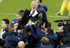 Sportvantgarde's blog. : France not in the top eight - Deschamps cool on Wo...