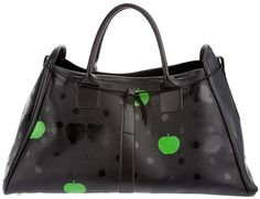 THE BEATLES X COMME DES GARCONS Eco-leather bag on bagservant.co.uk