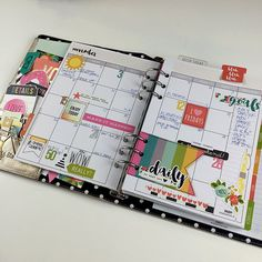 Simple Stories Carpe Diem Planner! - Scrapbook.com