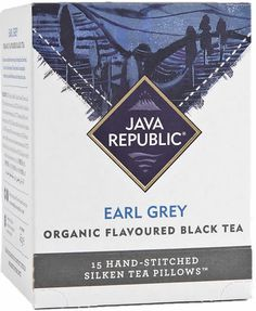 Java Republic Earl grey 15 ks - 0