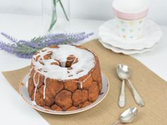 Monkey bread con gla