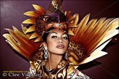 Mythical Birds, Tribal Fashion, Headdress, Body Painting, Fashion Show, Beauty, Color, Google Search, Legends
