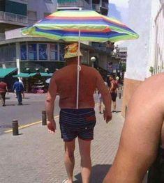 Weil es geradzu unmöglich ist, der Sonne zu entkommen. | 21 Gründe, warum der Sommer so verdammt überbewertet ist