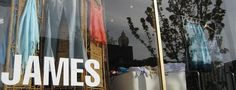 James Boutique | Womens fashion boutique in Montreal's Westmount district