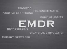 Eye Movement Desensitization and Reprocessing (EMDR) is a psychotherapy treatment. EMDR is designed to alleviate the distress associated with traumatic memories. EMDR is starting to gain popularity. Trauma Therapy, Therapy Tools, Art Therapy, Things To Know, 5 Things, Stress Disorders, Coping Skills, Self Help, Counseling