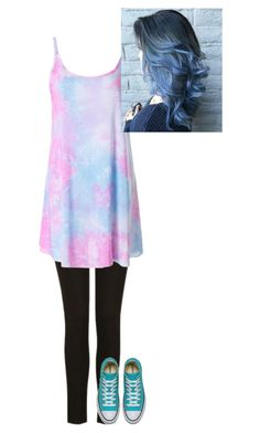 """""""Cotton candy """" by lulu530 on Polyvore"""