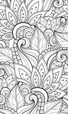 Coloring books, adult coloring book pages, coloring sheets, colouring, p Free Adult Coloring Pages, Mandala Coloring Pages, Colouring Pages, Printable Coloring Pages, Coloring Books, Coloring Sheets, Zentangle Patterns, Zentangles, Tattoo Patterns