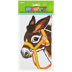 Pin the Tail on the Donkey Game for 24 Unique https://smile.amazon.com/dp/B00BTXDL6C/ref=cm_sw_r_pi_dp_x_DUKTybN7K4982