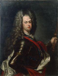 King João V (1689-1750) - Biscainhos Museum