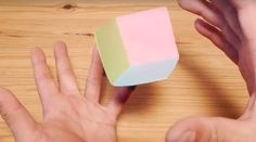 This Cube Is FLOATING Right Out Of His Hands! - http://www.wisediy.com/this-cube-is-floating-right-out-of-his-hands/