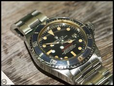 A Rolex Meet-up: The Paradox of Retro Designs and the Absurdity of the Vintage Vice - Monochrome Watches Vintage Rolex, Vintage Watches, Vintage Men, Cool Watches, Rolex Watches, Dream Watches, Monochrome Watches, Rolex Tudor, Affordable Watches