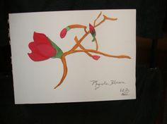 MAGNOLIA BLOSSOM Magnolia, Art Work, Vines, Artwork, Work Of Art, Arbors
