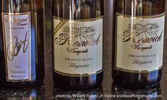 Keswick Vineyards Viognier Tasting - Virginia Rising @keswickvineyard by William Pollard Jr @wild4wawine