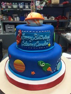 Boy Birthday Cakes Little Boys Anniversary Toddlers Cake