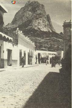 Fotos de Bernal, Querétaro, México: Fotos antiguas de Bernal municipio de Ezequiel Montes, Qro