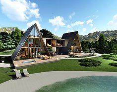 Best Building Exterior Design Screaming Sardine