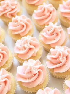 Lemon Cuppies with Lemon Swiss Meringue Buttercream
