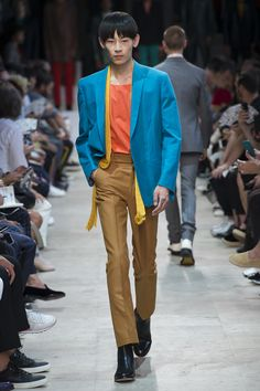Paul Smith | Spring/Summer 16 Show: Look 30