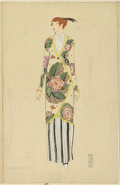 Fashion (Mode), Eduard Josef Wimmer-Wisgrill (Austrian, Vienna 1882—1961 Vienna) Date: 1912