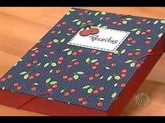 Sabor Artesanatos - Caixa de Receitas | 31 de Julho de 2012