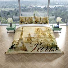 Australia's largest range of Paris Eiffel Tower Licensed Quilt Duvet Doona Bedding Cover Sets. Paris Eiffel Tower, Quilt Cover Sets, Queen Quilt, Mattress Protector, Quilt Bedding, Gray Background, Bed Covers, Vintage Children, Pillow Cases
