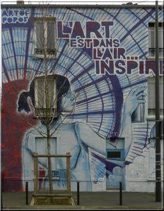 L'art est dans l'air... Inspire !