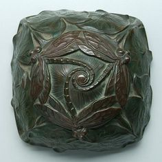 'Bronze Inkwell-Tiffany Studios, New York'