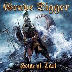 Grave Digger - Home At Last EP
