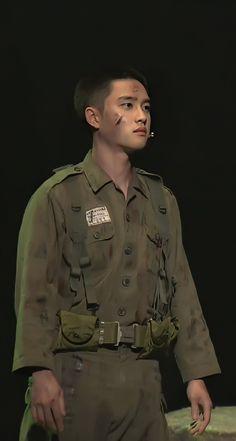 Chanyeol, Kyungsoo, Promise Of The Day, Military Working Dogs, Exo Korean, Instyle Magazine, Cosmopolitan Magazine, Exo Do, Do Kyung Soo