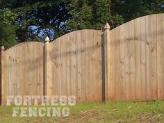 Residential Wood Fencing Fortress Decking Fence Fences Privacy Designs